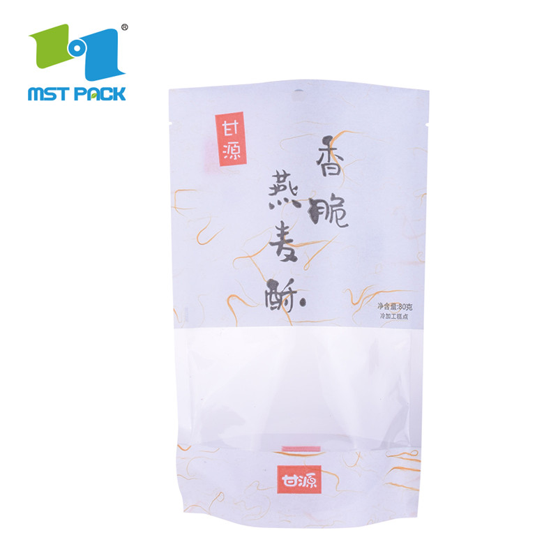 Snack Stand-up Pouch for Packaging Bag