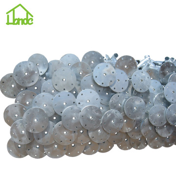 China for Galvanized Ground Screws High Quality Welded Ground Screw Anchor Pile export to Vanuatu Manufacturer