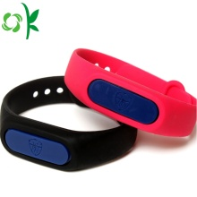 China New Product for Mosquito Repellent Wristband Unique Eco-Friendly Anti Silicone Mosquito Bracelet supply to United States Manufacturers