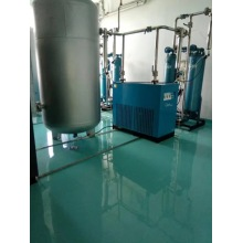 Heavy machinery factory epoxy floor paint