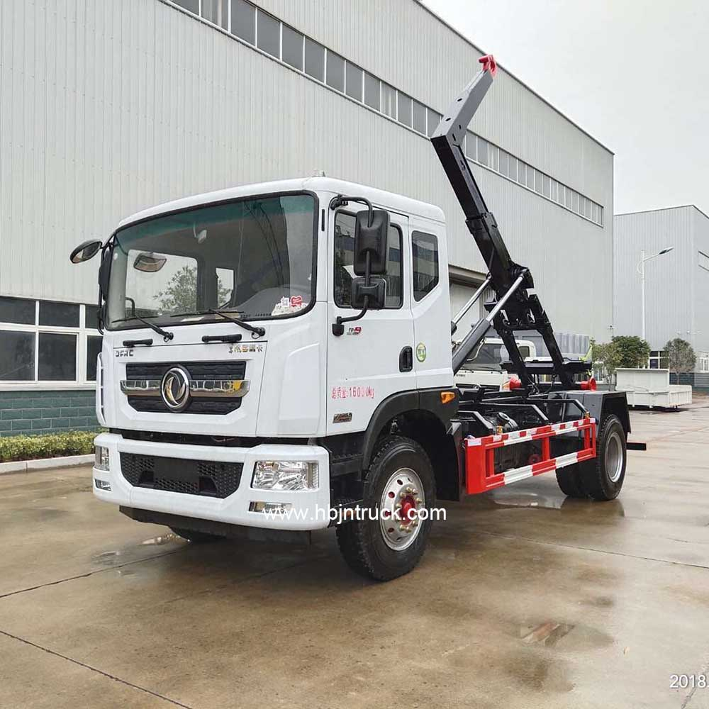 Dongfeng Roll Off Truck