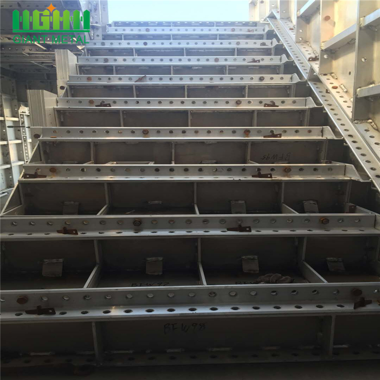 Used Concrete Aluminum Formwork Panel for Sale