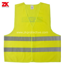 Best price  EN 20471 traffic warning waistcoat