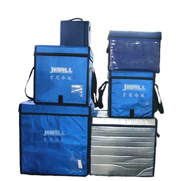 Premium Insulated Bio Medical Blood Transportation Bag Cooler
