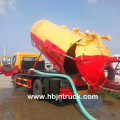 Dongfeng 1000 liters Sewer Suction Drainage Truck