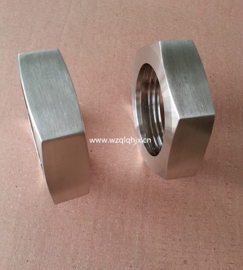 Sanitary Union with Hex Nut RJT Standard
