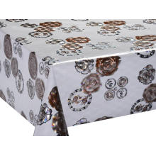 Quality for 3D Laser Tablecloth 3D Laser Coating Tablecloth 90 Inches supply to Armenia Manufacturers