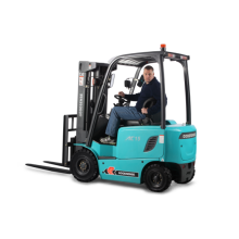 OEM for 1.0Ton Electric Forklift 1.8 Ton Electric Forklift With Powerful AC supply to Oman Importers