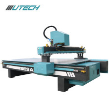 Wood CNC Router with 4th rotary for sale