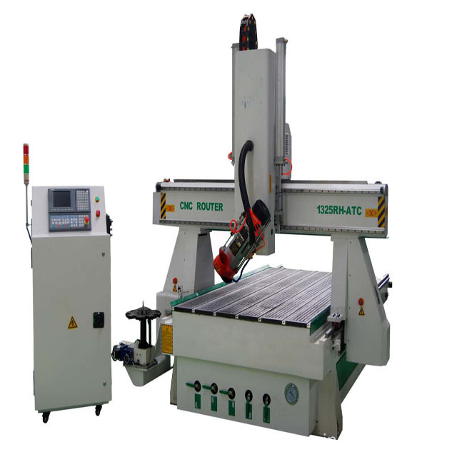 4 axis cnc wood router