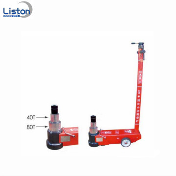 80 Ton Air Hydraulic Jack for Car Lifting