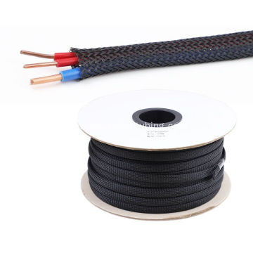 KY-PET/FR Expandable Braided Sleeving