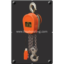 crane DHS electric chain pulley block