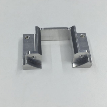 Milling Machining Aluminum Car Components