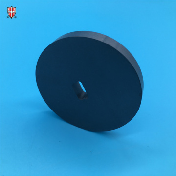 hot pressure moulding Si3N4 ceramic roundle cylinder