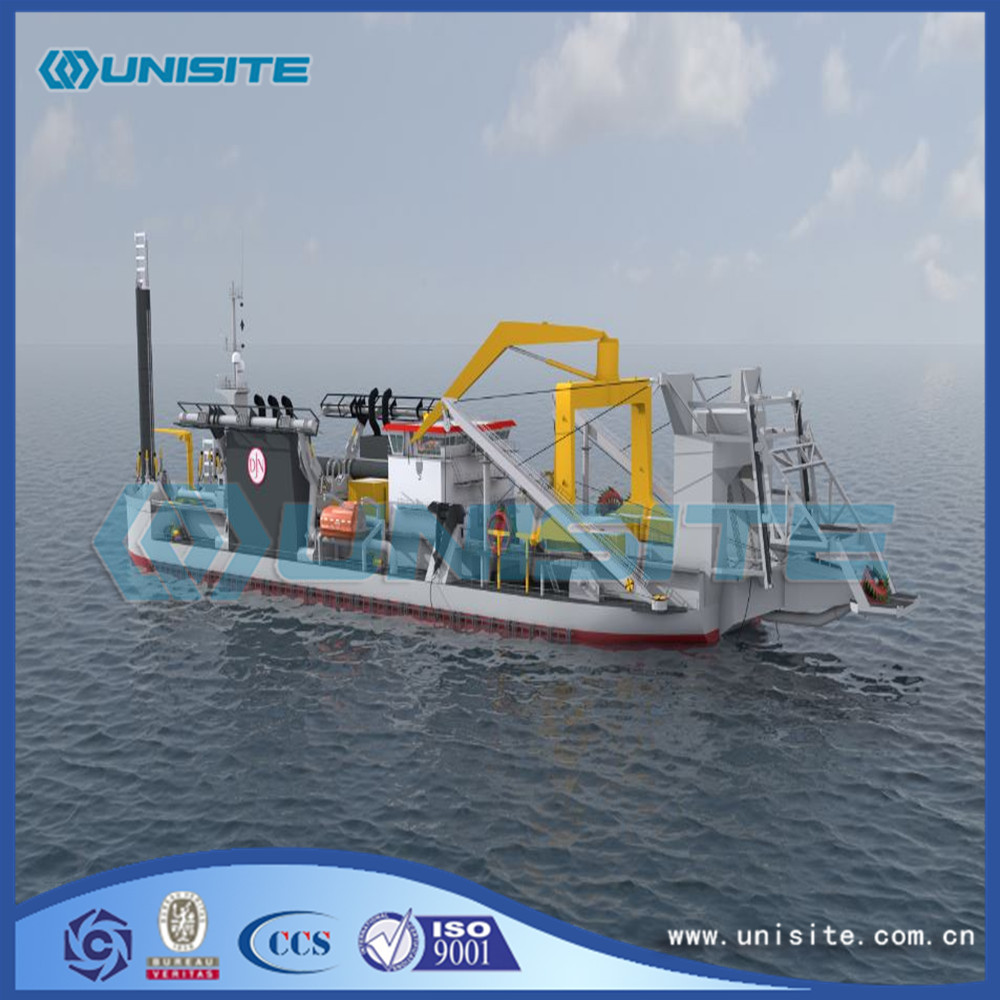 Cutter Suction Dredger Design