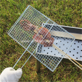 Stainless Steel BBQ Mesh Grill Sheet