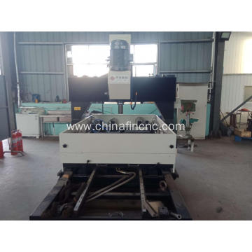 3 Axis CNC Drilling Machine for Steel