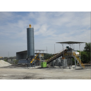 WCBD400 Wet mixing plants