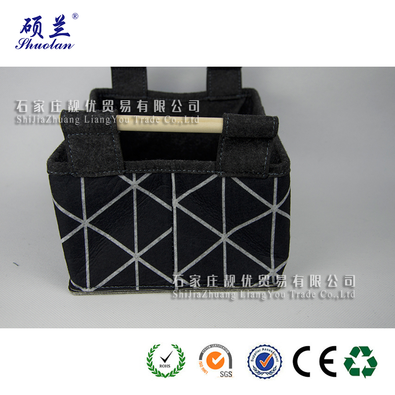 Customized Polyester Felt Basket