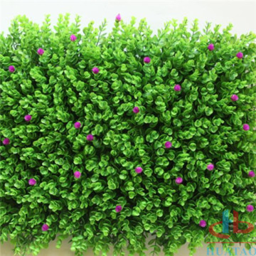 Anti--UV Artificial Garden Artificial Plant Decoration Wall