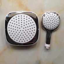 Europe style for Plastic Shower,Plastic Hand Shower,Plastic Dual Function Shower,Handheld Plastic Shower Manufacturers and Suppliers in China Stainless Steel Overhead Hand Shower Set export to Burundi Importers
