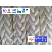 Personlized Products for China Polypropylene Rope,Polypropylene Rope Strength,White Polypropylene Rope Manufacturer PP Mooring Rope 8-Strand With Core supply to Ireland Importers