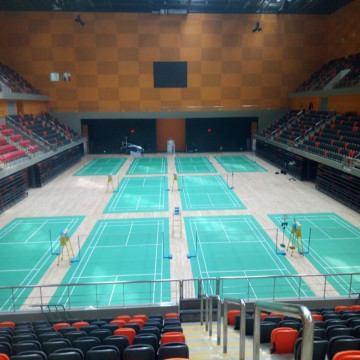 BWF Internation Elite Badminton Court Mat