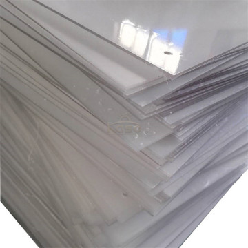 Plastic Pc Barrier Soundproof Polycarbonate Solid Roof Sheet