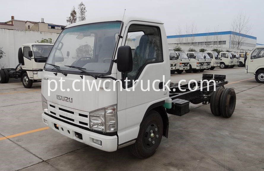 Accident Recovery trucks chassis 1
