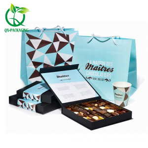 Luxury chocolate box packaging