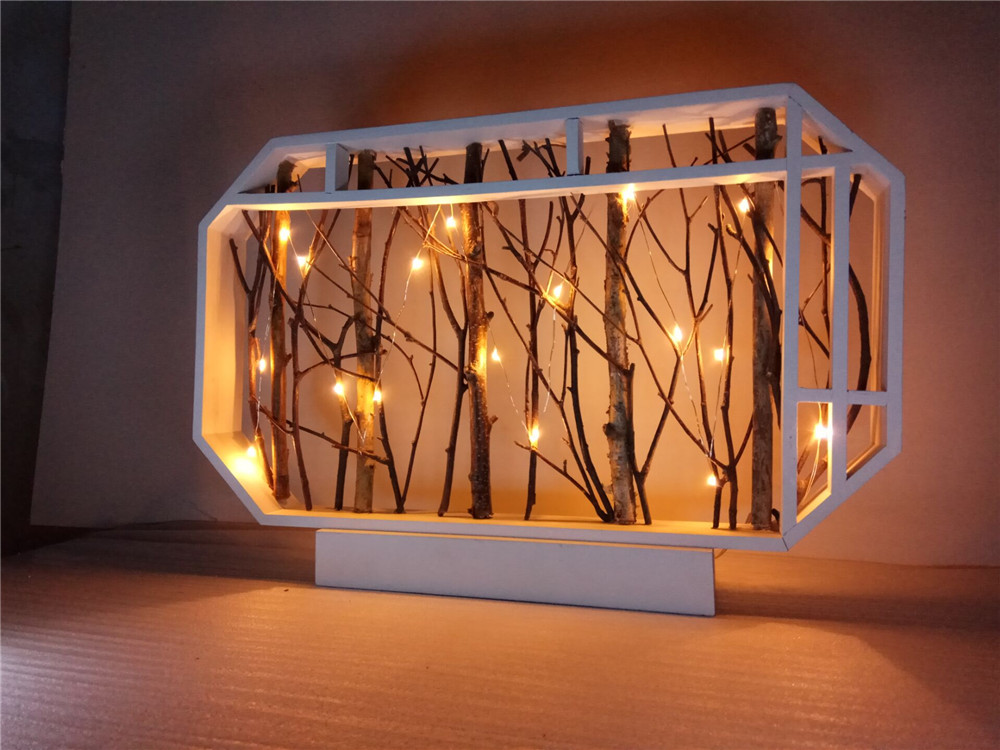 led light decoration
