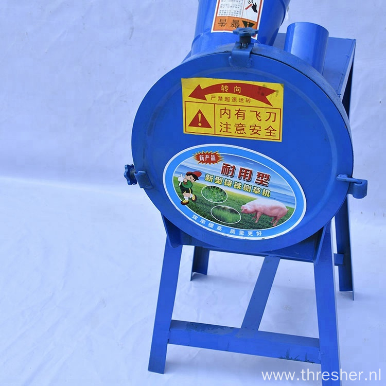 Low Cost Electronic Agricultural Chaff Cutter Machine