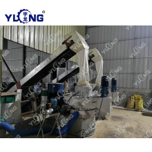 Yulong biomass sawdust pellet production line