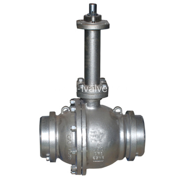 Side Entry Cryogenic Ball Valve