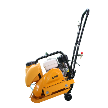Road plate compactor in construction machinery