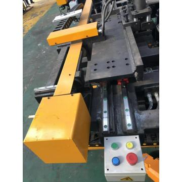 CNC Plate Steel Punching and Marking Machine