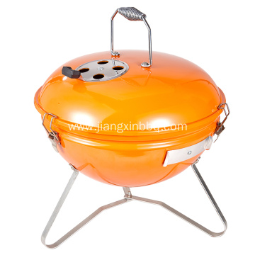 Colored Porcelain 14Inch Kettle Charcoal BBQ