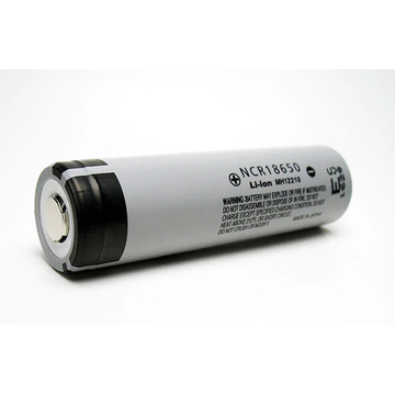 18650 Battery Panasonic 2900mAh NCR18650
