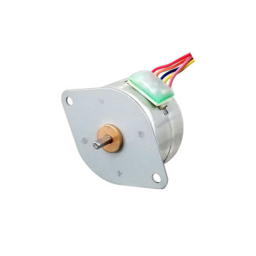 35BY412-006 Permanent Magnet Stepper Motor - MAINTEX