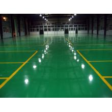 Plant solvent-free epoxy self-leveling varnish