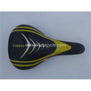 Colorful Mountain Bike Saddle