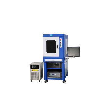 High Performance Fiber Laser Marking Machine For Metal