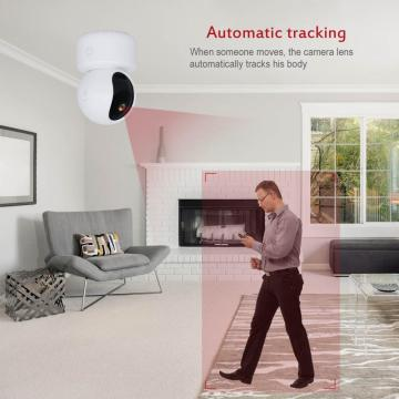 PTZ Home Intelligent Tracking  Security Camera