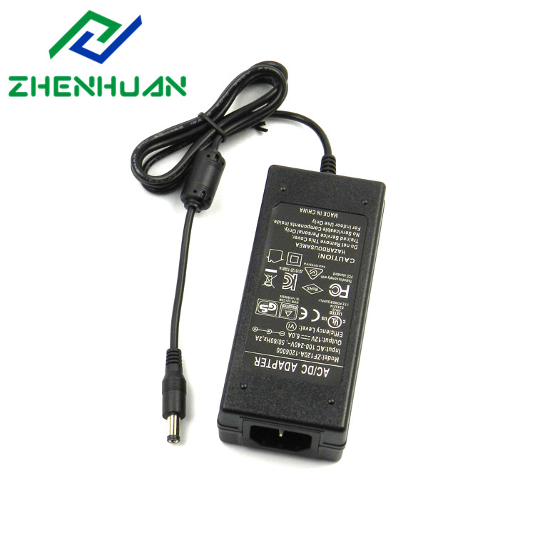 12v6a power adapter