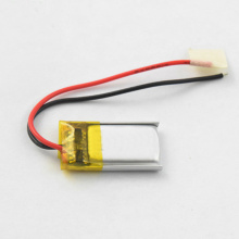 3.7v 40mah lithium polymer battery for electronic device