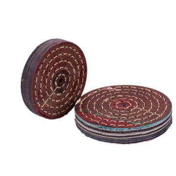 High quality cotton color cloth wheel