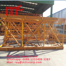 Factory best selling for Tower Crane Parts Nice quality tower crane mast section export to Armenia Supplier