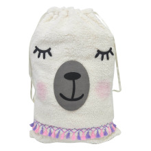 Personlized Products for Personalised Christmas Sack Christmas sack with llama theme export to Spain Manufacturers