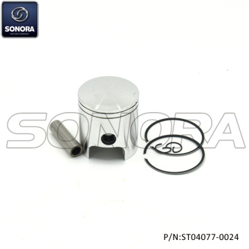 Minarelli AM6 49MM Piston Kit-Double rings(P/N:ST04077-0024) top quality